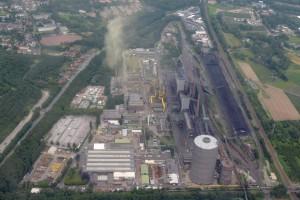 Luftbild_ArcelorMittal_Bottrop