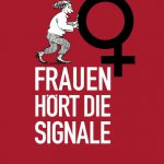 Cartoon/ Frauen hoert die Signale/ Cover