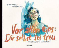 Yelin erzählt in schönen Bildern die bewegende Geschichte der Schauspierlin und Friedensaktivistin.