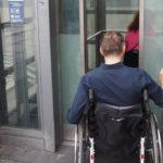 Menschen mit Behinderung beschäftigten